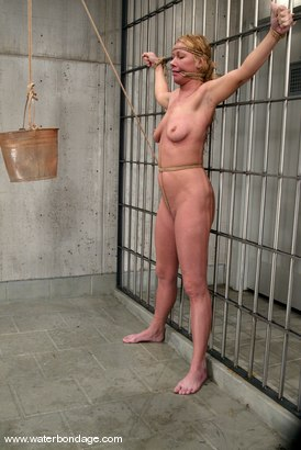 Photo number 6 from Trina and Sgt. Major shot for Water Bondage on Kink.com. Featuring Trina and Sgt. Major in hardcore BDSM & Fetish porn.