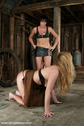 Photo number 6 from Trina and Cami shot for Whipped Ass on Kink.com. Featuring Trina and Cami in hardcore BDSM & Fetish porn.