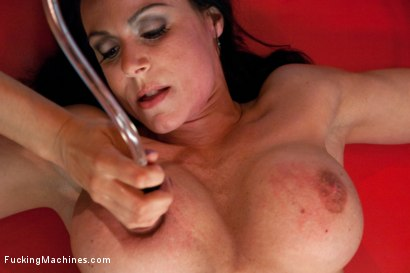 Photo number 2 from Isis Love's Internet Crush - The first ever porn scene of a real Midwestern Mama  shot for Fucking Machines on Kink.com. Featuring Kendra May Lust and Isis Love in hardcore BDSM & Fetish porn.