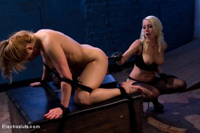 Photo number 13 from Electro Anal Exploration shot for Electro Sluts on Kink.com. Featuring Lea Lexis and Lorelei Lee in hardcore BDSM & Fetish porn.