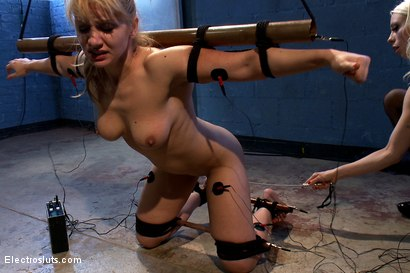 Photo number 13 from Inescapable Copper Breaks Lea Lexis shot for Electro Sluts on Kink.com. Featuring Lea Lexis and Lorelei Lee in hardcore BDSM & Fetish porn.