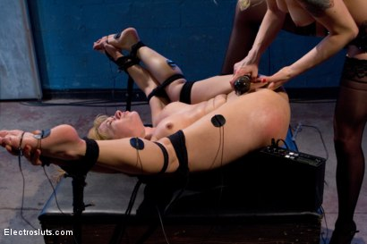 Photo number 6 from Lezdom Electro Agony shot for Electro Sluts on Kink.com. Featuring Lea Lexis and Lorelei Lee in hardcore BDSM & Fetish porn.