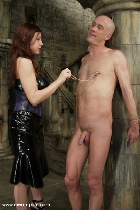Photo number 1 from Mallory Knots and Nash shot for Men In Pain on Kink.com. Featuring Mallory Knots and Nash in hardcore BDSM & Fetish porn.