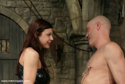 Photo number 15 from Mallory Knots and Nash shot for Men In Pain on Kink.com. Featuring Mallory Knots and Nash in hardcore BDSM & Fetish porn.
