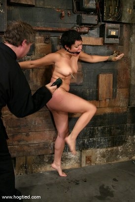 Photo number 10 from Maya shot for Hogtied on Kink.com. Featuring Maya in hardcore BDSM & Fetish porn.