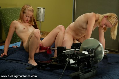 Photo number 13 from Cali Marie and Cherish shot for Fucking Machines on Kink.com. Featuring Cali Marie and Cherish in hardcore BDSM & Fetish porn.