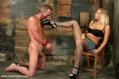 Photo number 4 from Xana Star and Plew shot for Men In Pain on Kink.com. Featuring Xana Star and Plew in hardcore BDSM & Fetish porn.