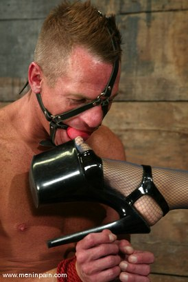 Photo number 5 from Xana Star and Plew shot for Men In Pain on Kink.com. Featuring Xana Star and Plew in hardcore BDSM & Fetish porn.