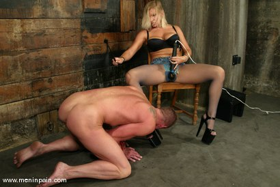 Photo number 7 from Xana Star and Plew shot for Men In Pain on Kink.com. Featuring Xana Star and Plew in hardcore BDSM & Fetish porn.