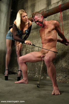 Photo number 1 from Xana Star and Plew shot for Men In Pain on Kink.com. Featuring Xana Star and Plew in hardcore BDSM & Fetish porn.