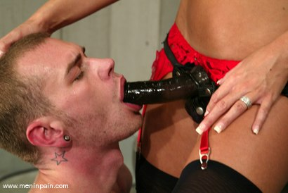 Photo number 10 from Xana Star and Richie Rennt shot for Men In Pain on Kink.com. Featuring Xana Star and Richie Rennt in hardcore BDSM & Fetish porn.