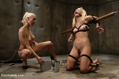 Photo number 11 from Ashley Fires Suffers to Wired Copper! shot for Electro Sluts on Kink.com. Featuring Ashley Fires and Lorelei Lee in hardcore BDSM & Fetish porn.