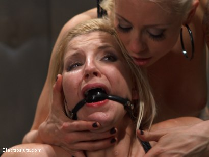 Photo number 5 from Ashley Fires Suffers to Wired Copper! shot for Electro Sluts on Kink.com. Featuring Ashley Fires and Lorelei Lee in hardcore BDSM & Fetish porn.