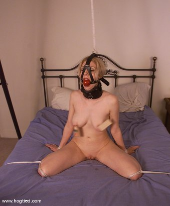 Photo number 4 from Cowgirl shot for Hogtied on Kink.com. Featuring Cowgirl in hardcore BDSM & Fetish porn.