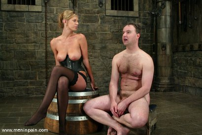 Photo number 15 from Miss Brooke and Andy Mann shot for Men In Pain on Kink.com. Featuring Brooke Banner and Andy Mann in hardcore BDSM & Fetish porn.