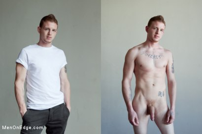 Photo number 1 from Evan Mercy - Straight Southern Stud shot for Men On Edge on Kink.com. Featuring Evan Mercy in hardcore BDSM & Fetish porn.