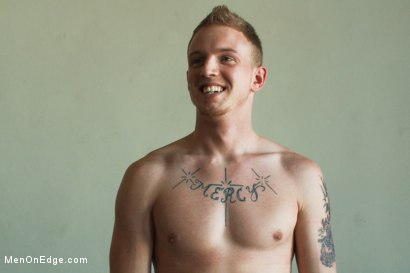 Photo number 15 from Evan Mercy - Straight Southern Stud shot for Men On Edge on Kink.com. Featuring Evan Mercy in hardcore BDSM & Fetish porn.