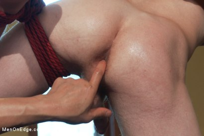 Photo number 7 from Evan Mercy - Straight Southern Stud shot for Men On Edge on Kink.com. Featuring Evan Mercy in hardcore BDSM & Fetish porn.