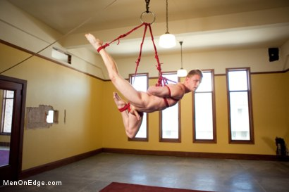 Photo number 10 from Evan Mercy - Straight Southern Stud shot for Men On Edge on Kink.com. Featuring Evan Mercy in hardcore BDSM & Fetish porn.