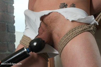 Photo number 3 from Evan Mercy - Straight Southern Stud shot for Men On Edge on Kink.com. Featuring Evan Mercy in hardcore BDSM & Fetish porn.