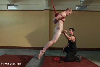 Photo number 6 from Evan Mercy - Straight Southern Stud shot for Men On Edge on Kink.com. Featuring Evan Mercy in hardcore BDSM & Fetish porn.