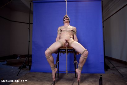 Photo number 11 from Evan Mercy - Straight Southern Stud shot for Men On Edge on Kink.com. Featuring Evan Mercy in hardcore BDSM & Fetish porn.