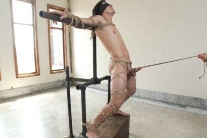 Photo number 5 from Tyler Alexander - The Ultimate Boy Next Door Stud shot for Men On Edge on Kink.com. Featuring Tyler Alexander in hardcore BDSM & Fetish porn.