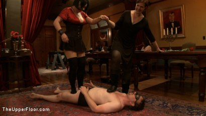 Photo number 15 from Community Dinner: Slave correction shot for The Upper Floor on Kink.com. Featuring Dylan Ryan, Krysta Kaos, Jack Hammer, The Pope and Maestro Stefanos in hardcore BDSM & Fetish porn.