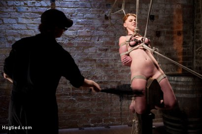 Photo number 6 from Marie McCray shot for Hogtied on Kink.com. Featuring Marie McCray in hardcore BDSM & Fetish porn.