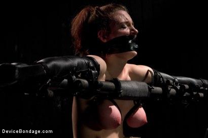 Photo number 3 from Iona Grace Punished Wanton Slut shot for Device Bondage on Kink.com. Featuring Iona Grace in hardcore BDSM & Fetish porn.