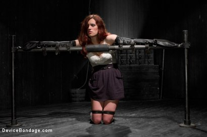 Photo number 2 from Iona Grace Punished Wanton Slut shot for Device Bondage on Kink.com. Featuring Iona Grace in hardcore BDSM & Fetish porn.