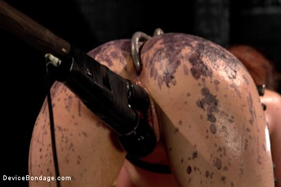Photo number 9 from Iona Grace Punished Wanton Slut shot for Device Bondage on Kink.com. Featuring Iona Grace in hardcore BDSM & Fetish porn.