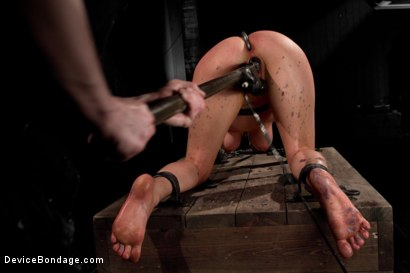 Photo number 10 from Iona Grace Punished Wanton Slut shot for Device Bondage on Kink.com. Featuring Iona Grace in hardcore BDSM & Fetish porn.