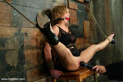 Photo number 2 from Brooke Bound shot for Hogtied on Kink.com. Featuring Brooke Bound in hardcore BDSM & Fetish porn.