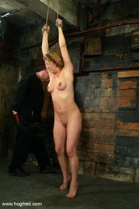 Photo number 8 from Brooke Bound shot for Hogtied on Kink.com. Featuring Brooke Bound in hardcore BDSM & Fetish porn.