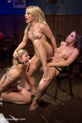 Photo number 11 from Lesbian cuckold fantasy shot for Whipped Ass on Kink.com. Featuring Chanel Preston, Lia Lor and Ashley Fires in hardcore BDSM & Fetish porn.
