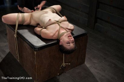 Photo number 11 from Slave Training of Katherine Cane   Day 1 shot for The Training Of O on Kink.com. Featuring Katharine Cane in hardcore BDSM & Fetish porn.