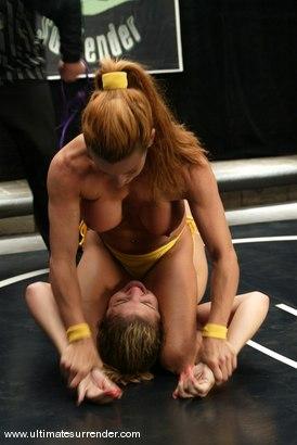 Photo number 7 from Brooke Bound and Shannon Kelly shot for Ultimate Surrender on Kink.com. Featuring Brooke Bound and Shannon Kelly in hardcore BDSM & Fetish porn.