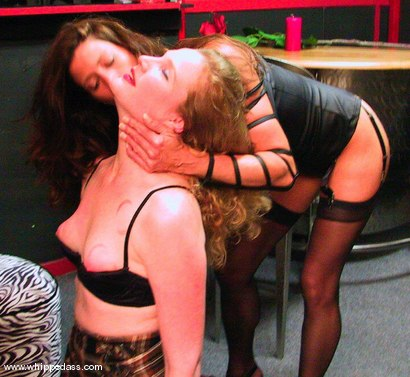 Photo number 4 from Kym Wilde and Lana Lynx shot for Whipped Ass on Kink.com. Featuring Lana Lynx and Kym Wilde in hardcore BDSM & Fetish porn.