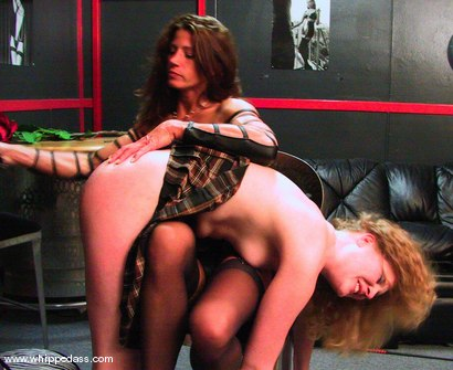Photo number 11 from Kym Wilde and Lana Lynx shot for Whipped Ass on Kink.com. Featuring Lana Lynx and Kym Wilde in hardcore BDSM & Fetish porn.