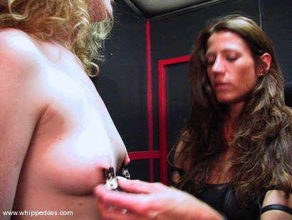 Photo number 13 from Kym Wilde and Lana Lynx shot for Whipped Ass on Kink.com. Featuring Lana Lynx and Kym Wilde in hardcore BDSM & Fetish porn.