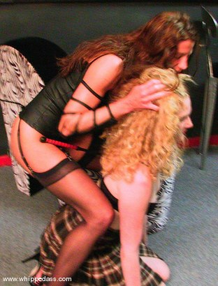 Photo number 2 from Kym Wilde and Lana Lynx shot for Whipped Ass on Kink.com. Featuring Lana Lynx and Kym Wilde in hardcore BDSM & Fetish porn.