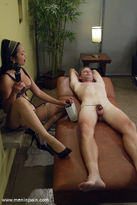 Photo number 8 from Mika Tan and Jack shot for Men In Pain on Kink.com. Featuring Mika Tan and Jack in hardcore BDSM & Fetish porn.