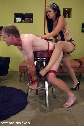 Photo number 13 from Mika Tan and Jack shot for Men In Pain on Kink.com. Featuring Mika Tan and Jack in hardcore BDSM & Fetish porn.