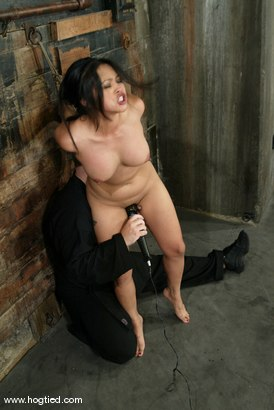 Photo number 14 from Mika Tan and Sebastian shot for Hogtied on Kink.com. Featuring Mika Tan and Sebastian in hardcore BDSM & Fetish porn.