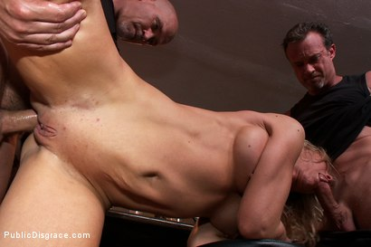 Photo number 11 from Sexy Big Tit MILF gets Ass Fucked by Strangers in Public! Squirting, BDSM, Bondage, Humiliation! shot for Public Disgrace on Kink.com. Featuring Simone Sonay and Mark Davis in hardcore BDSM & Fetish porn.