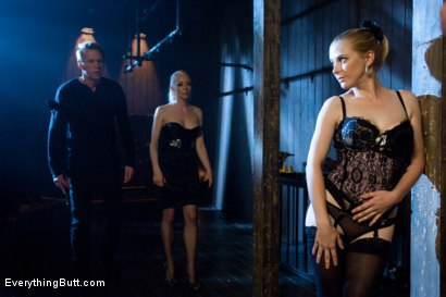 Photo number 1 from Anal Overload: Penny Pax fisted and enema shot for Everything Butt on Kink.com. Featuring Lorelei Lee, Mark Wood and Penny Pax in hardcore BDSM & Fetish porn.