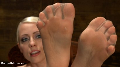 Photo number 4 from Lorelei Lee's Pantyhose Worship POV Bonus! shot for Divine Bitches on Kink.com. Featuring Lorelei Lee in hardcore BDSM & Fetish porn.
