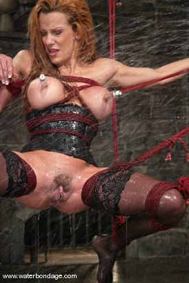 Photo number 14 from Shannon Kelly shot for Water Bondage on Kink.com. Featuring Shannon Kelly in hardcore BDSM & Fetish porn.