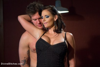 Photo number 7 from Goodbye Parker London: A Divine farewell administered by Phoenix Fucking Marie! shot for Divine Bitches on Kink.com. Featuring Parker London and Phoenix Marie in hardcore BDSM & Fetish porn.